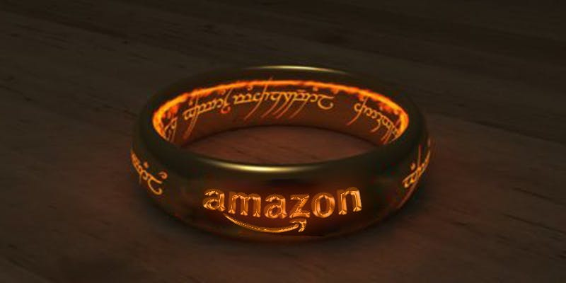Amazon Primne Lod Of The Rings