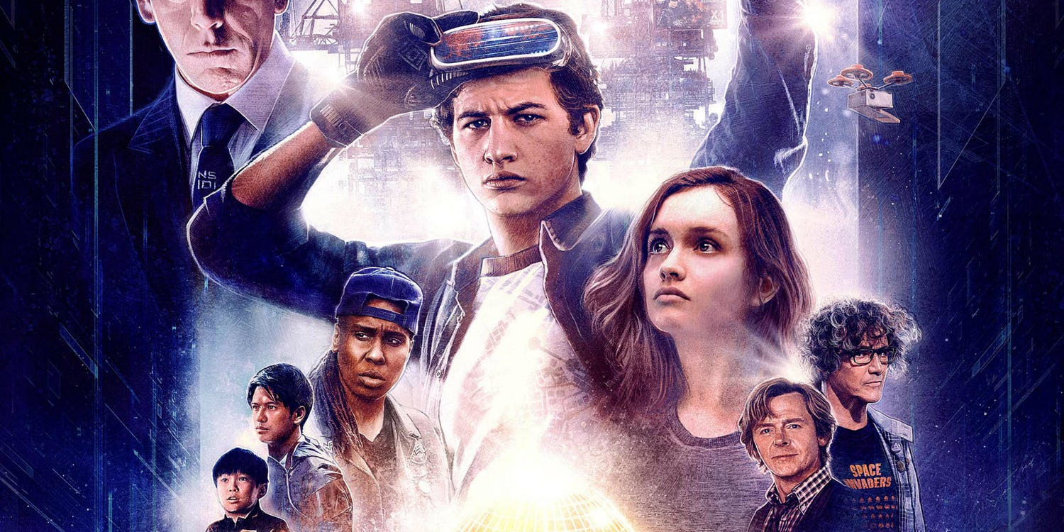 Steven Spielberg no pudo conseguir Star Wars para Ready Player One
