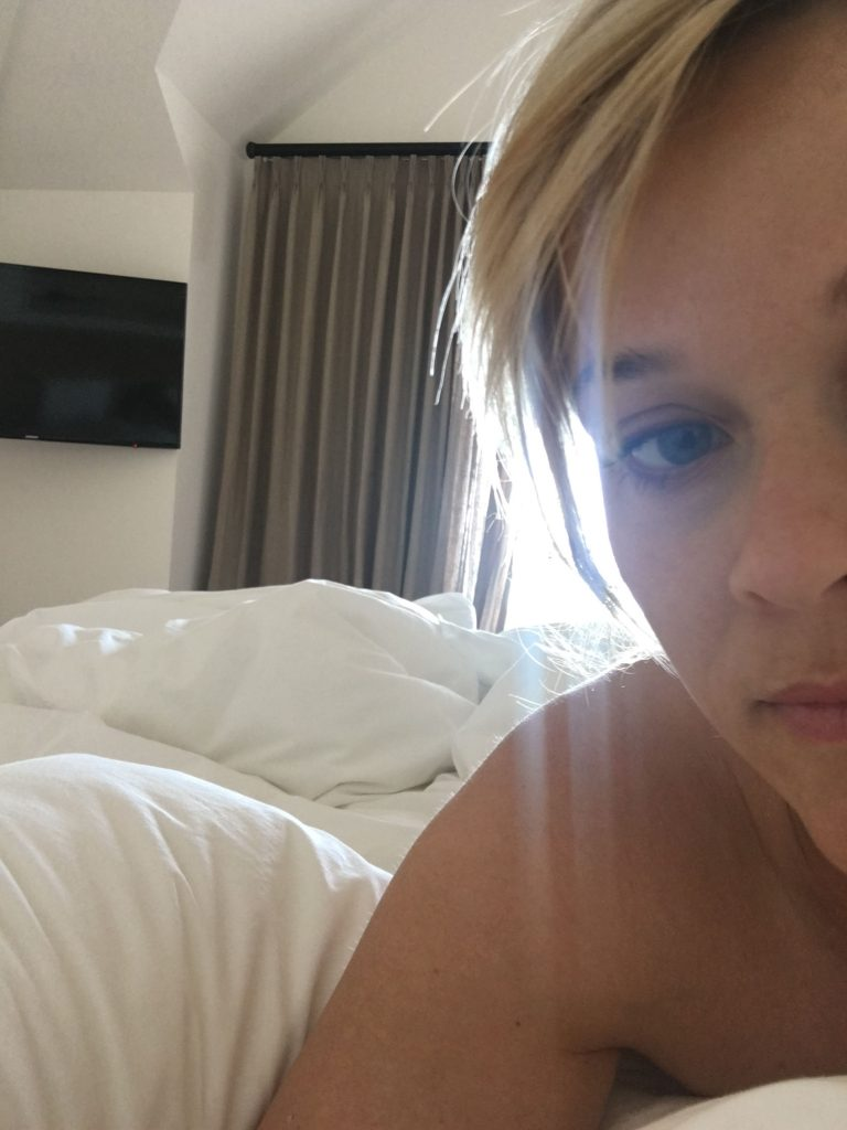 Reese Witherspoon Desnuda Sus Fotos íntimas Robadas Y Hackeadas