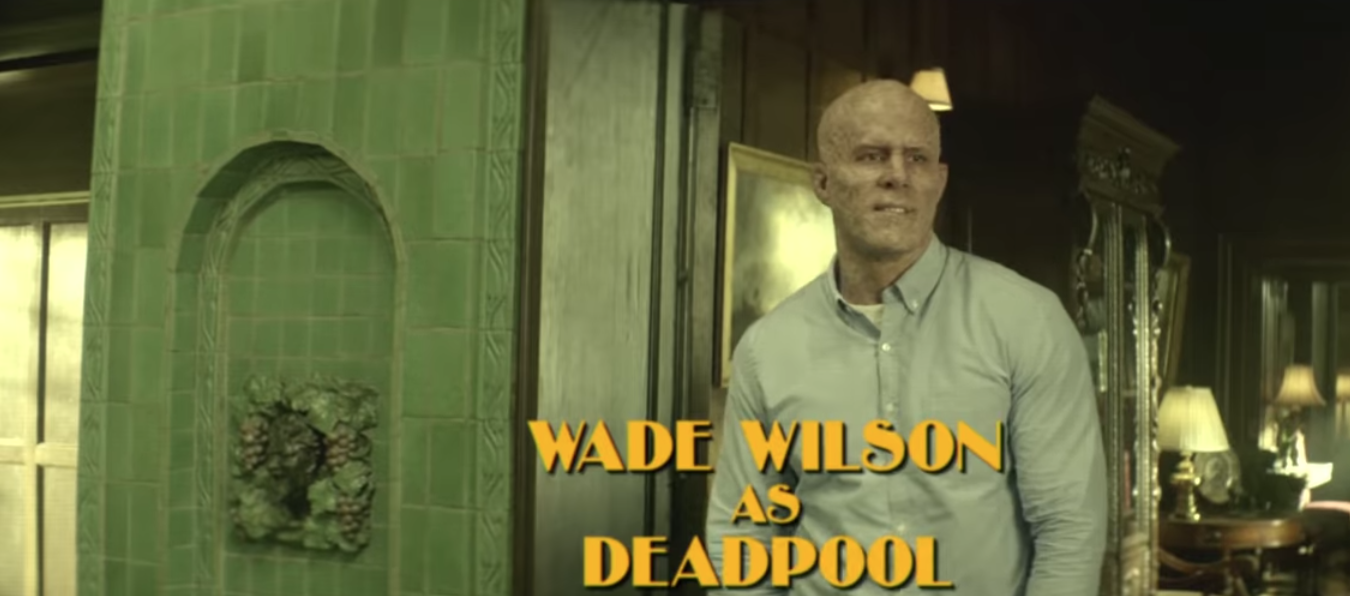 La secuencia de créditos de Deadpool 2 que no verás en los cines