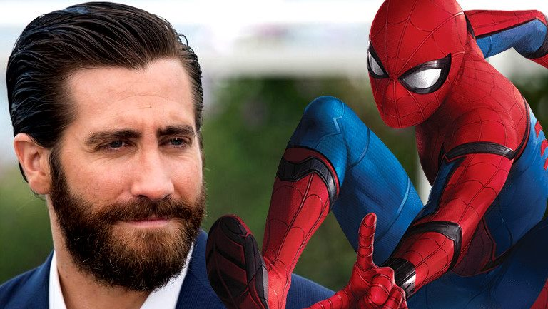 Jake Gyllenhaal será el misterioso villano en Spider Man Homecoming 2
