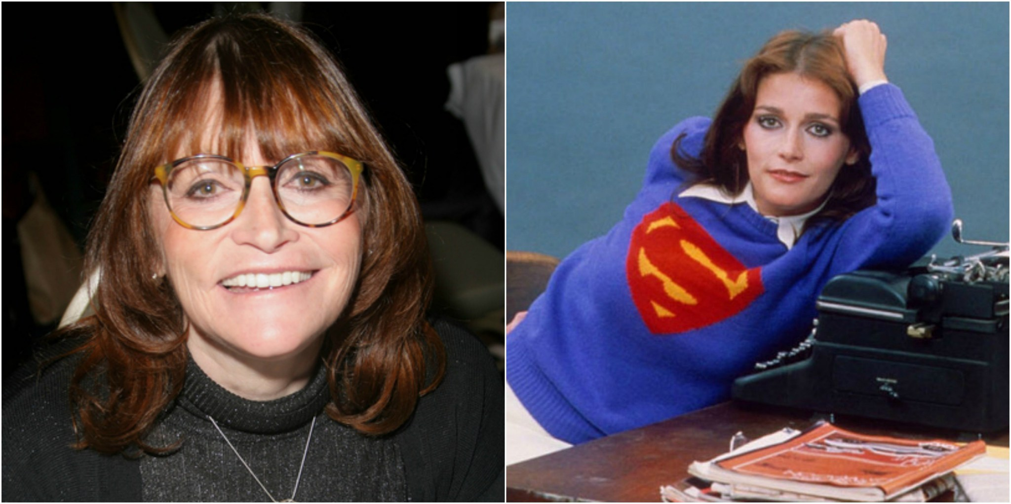 Fallece Margot Kidder, muerta la actriz de Lois Lane en 'Superman'