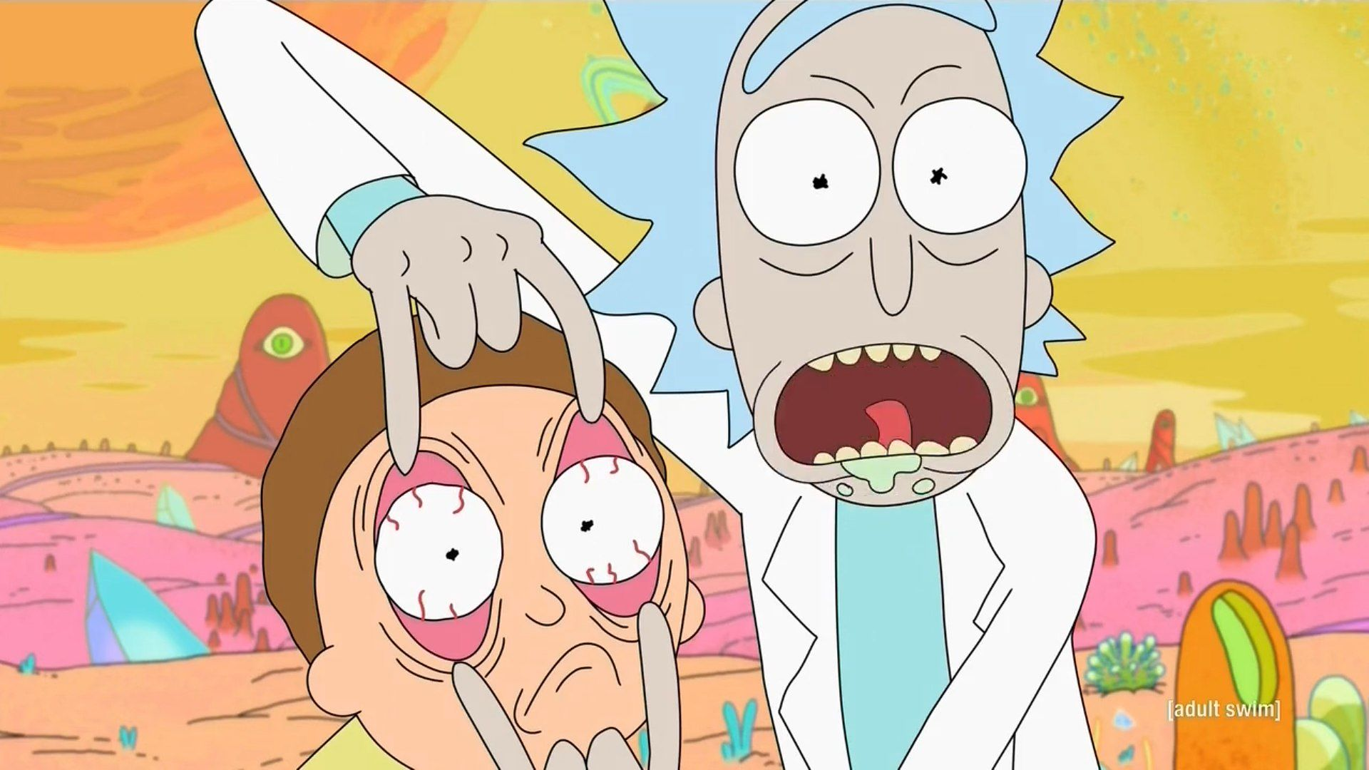 Adult Swim confirman 70 nuevos episodios de 'Rick y Morty'