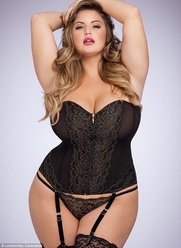 Ashley Alexiss Desnuda La Mujer De Las Curvas Imposibles Cultture
