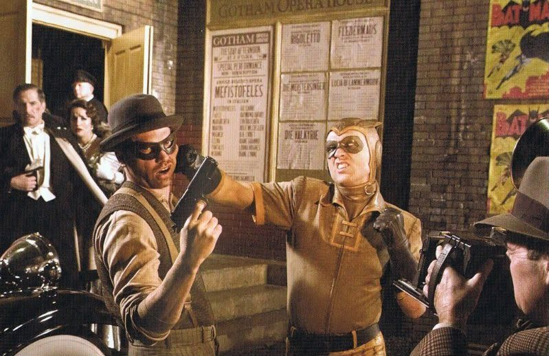 Watchmen: filtrada la primera imagen del set con Don Johnson