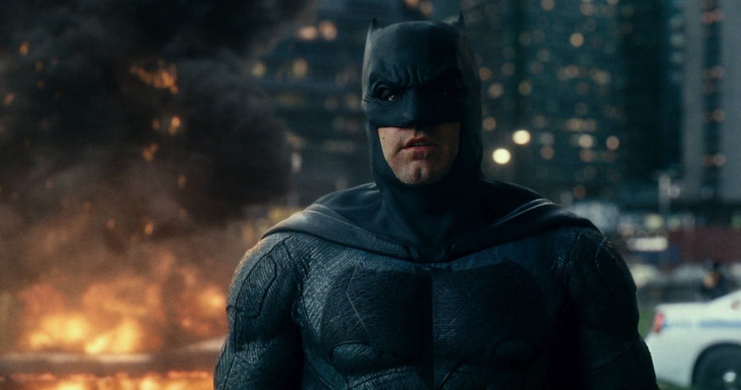 Oficial: The Batman será un reboot sin Ben Affleck