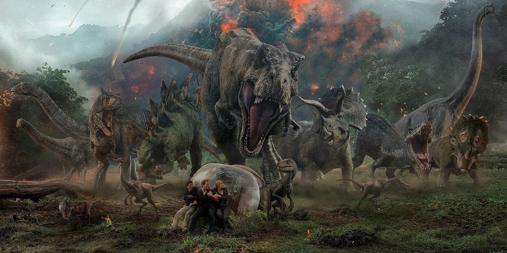 El reino caído' domina la taquilla estadounidense — Jurassic World
