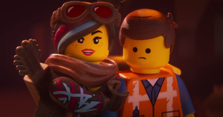 Trailer de Lego, la pelicula 2 se inspira en Mad Max