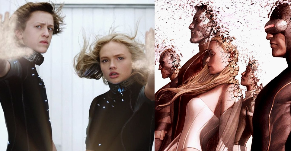 Marvel introduce a los protagonistas de The Gifted en sus nuevos X-Men