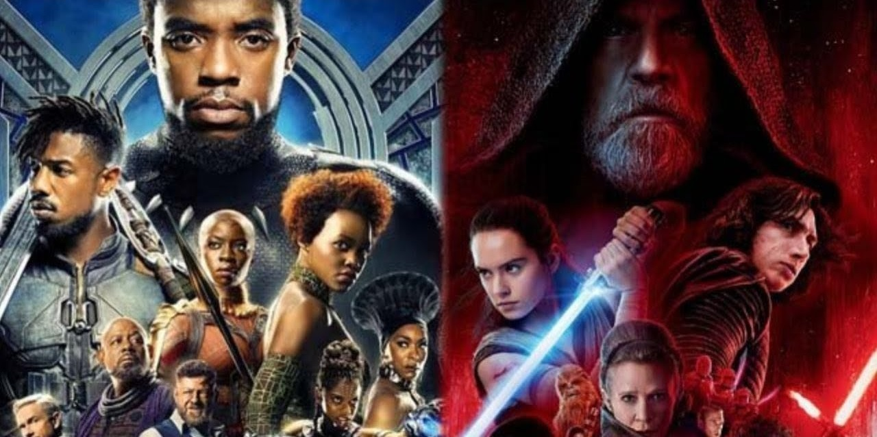 'Black Panther' y 'Star Wars: Los Últimos Jedi' arrasan en los premios Saturn Awards 2018