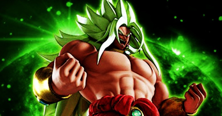 Broly regresa en la nueva película de Dragon Ball Super