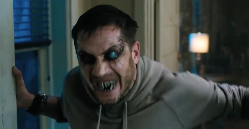 Venom desata ola de destrucción en nuevo tráiler de la película
