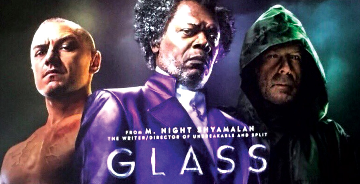 El final trailer de Glass (Cristal) recupera una cara conocida de los superhéroes