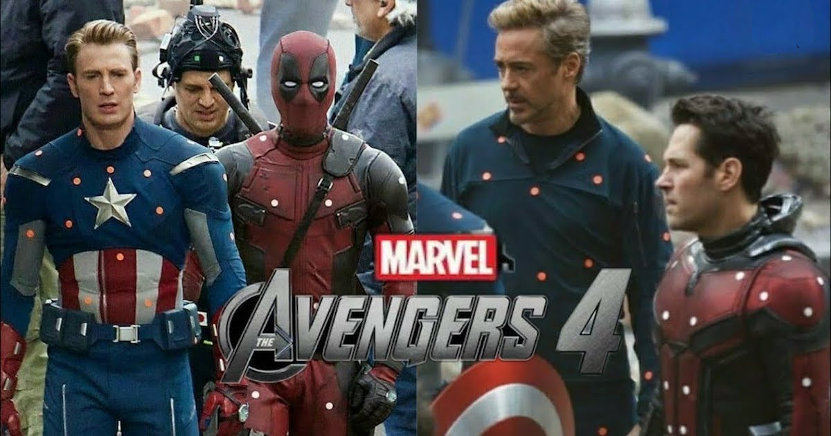 Vengadores 4 confirma el regreso de Deadpool y los X-Men a Marvel