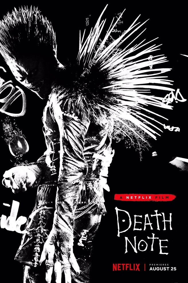 Netflix confirma Death Note 2
