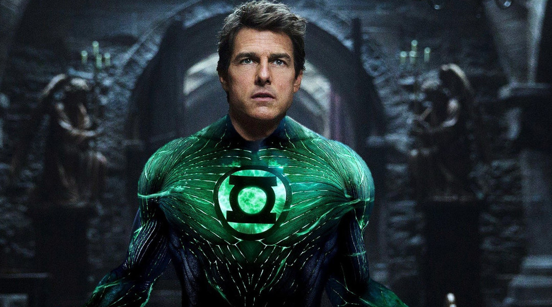 Tom Cruise ya es Green Lantern