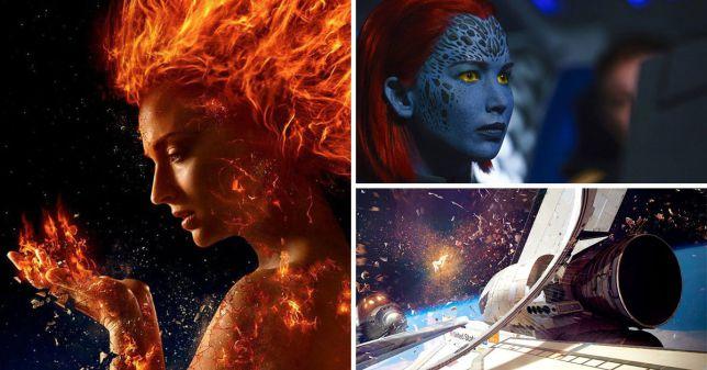 X-Men: Dark Phoenix: nuevo tráiler muestra a una poderosa Jean