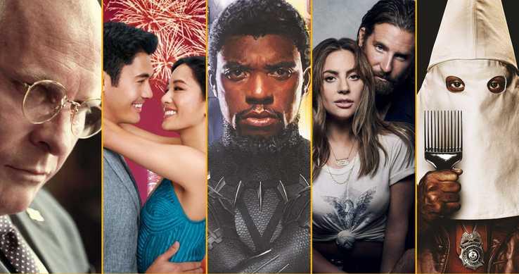 Todos los nominados a los Globos de Oro 2018 con 'Black Panther' a la cabeza