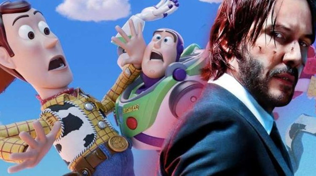 Keanu Reeves confirma su papel en Toy Story 4