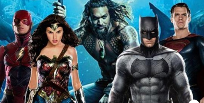 Aquaman supera la taquilla de Justice League en cuatro días en China