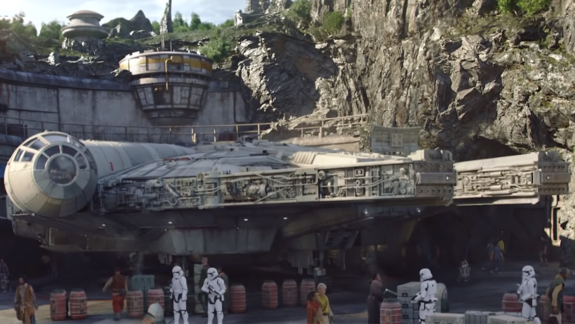 Primer vistazo oficial a Star Wars: Galaxy's Edge
