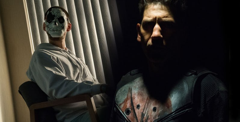 Primer vistazo al gran villano de la segunda temporada de The Punisher