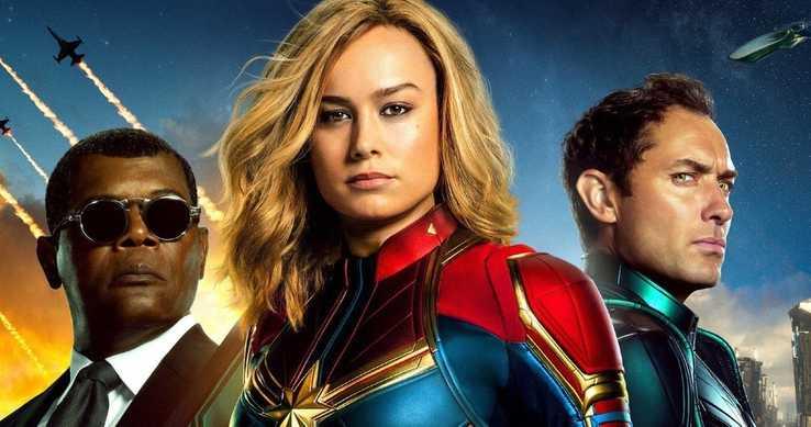 Ataque machista contra La Capitana Marvel con críticas negativas antes de su estreno