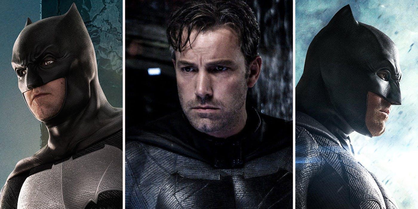 Ben Affleck confirma que no volverá a ser Batman