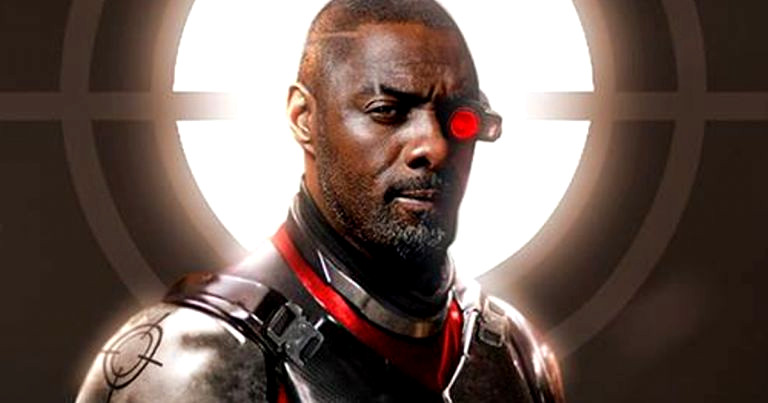 Idris Elba sustituirá a Will Smith como Deadshot en 'Escuadrón Suicida 2'