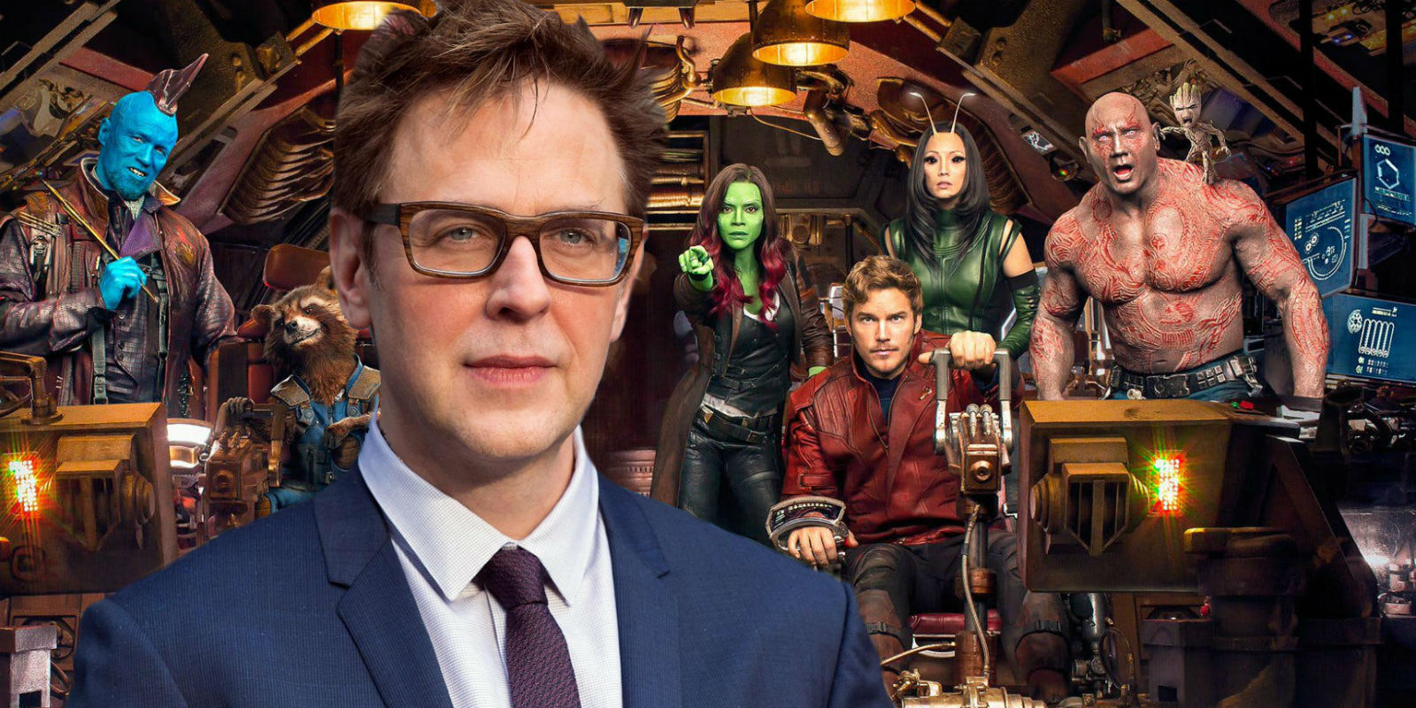 James Gunn vuelve a Marvel para dirigir 'Guardianes de la Galaxia Vol 3'