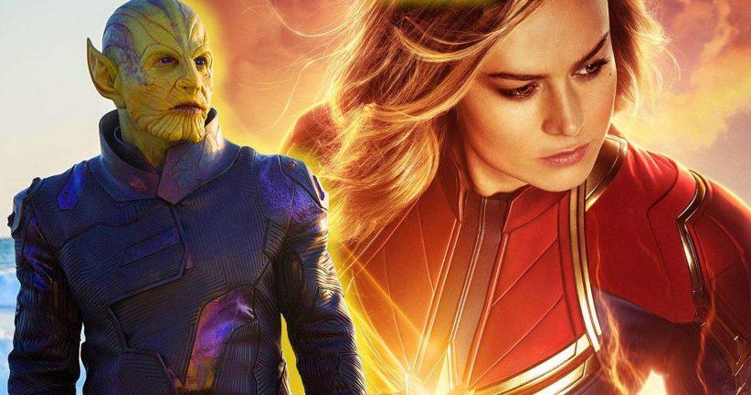 Reveladas Las Escenas Post-créditos De La Capitana Marvel