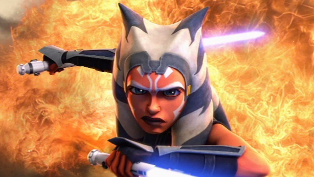 Espectacular primer vistazo a la temporada final de 'Star Wars: The Clone Wars'