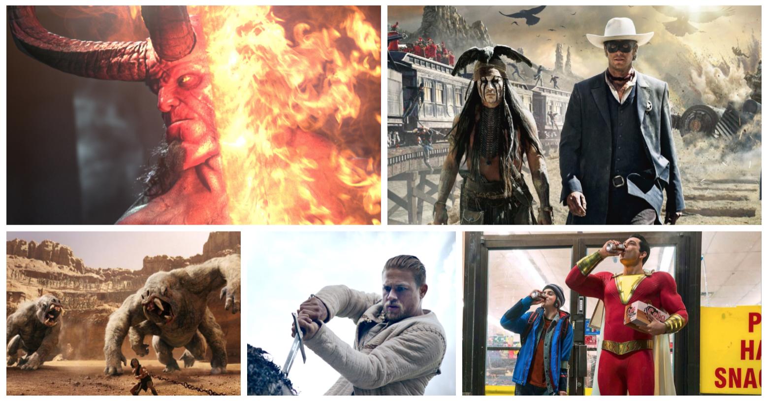 Fracasos injustos del cine mainstream