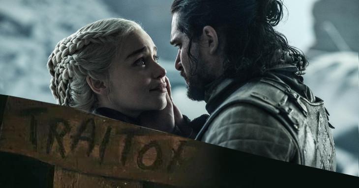 Porqué Jon Snow es el gran traidor de 'Juego de Tronos', y la serie lo advirtió desde el principio