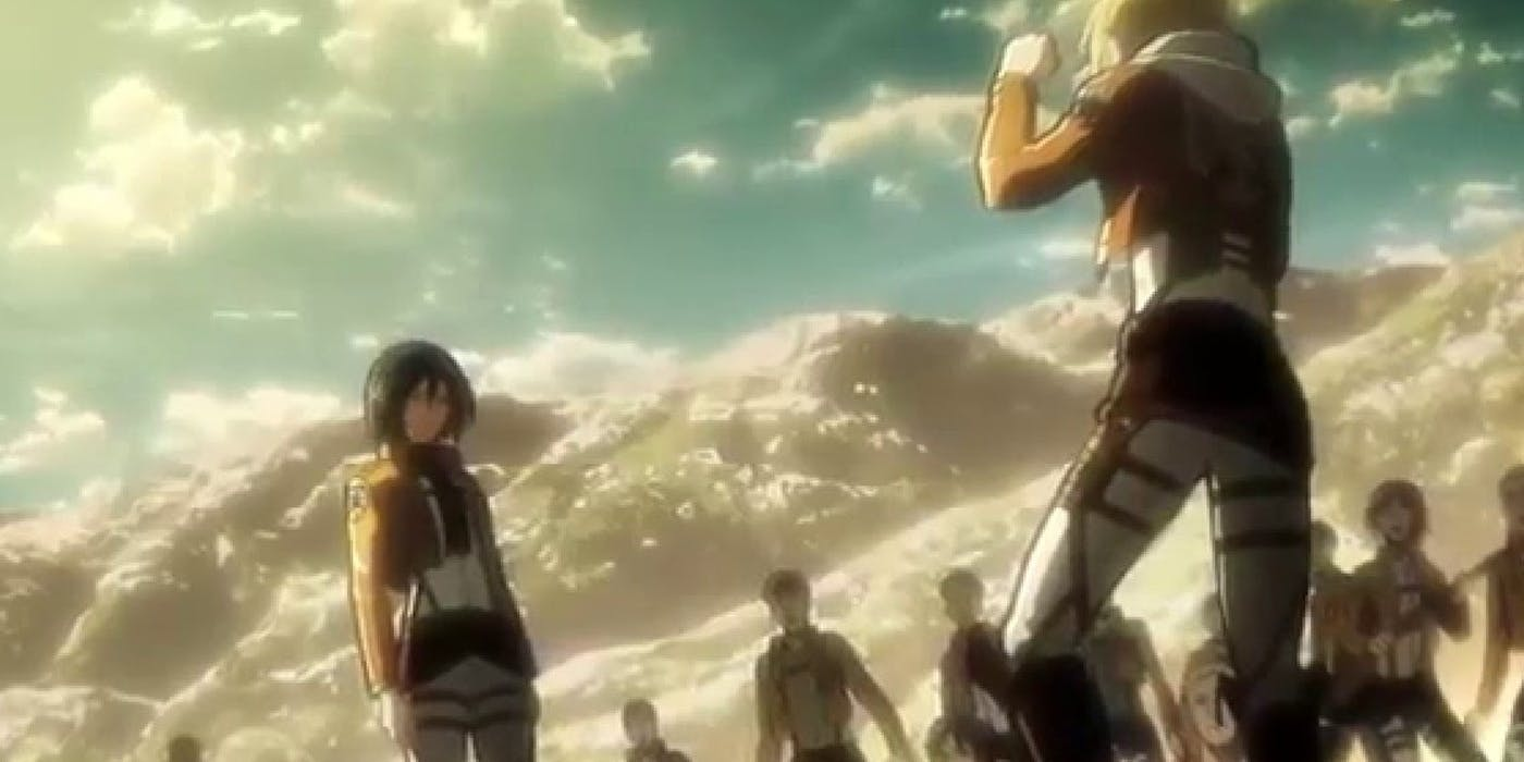 Attack on Titan: 10 diferencias entre el anime y el manga 3