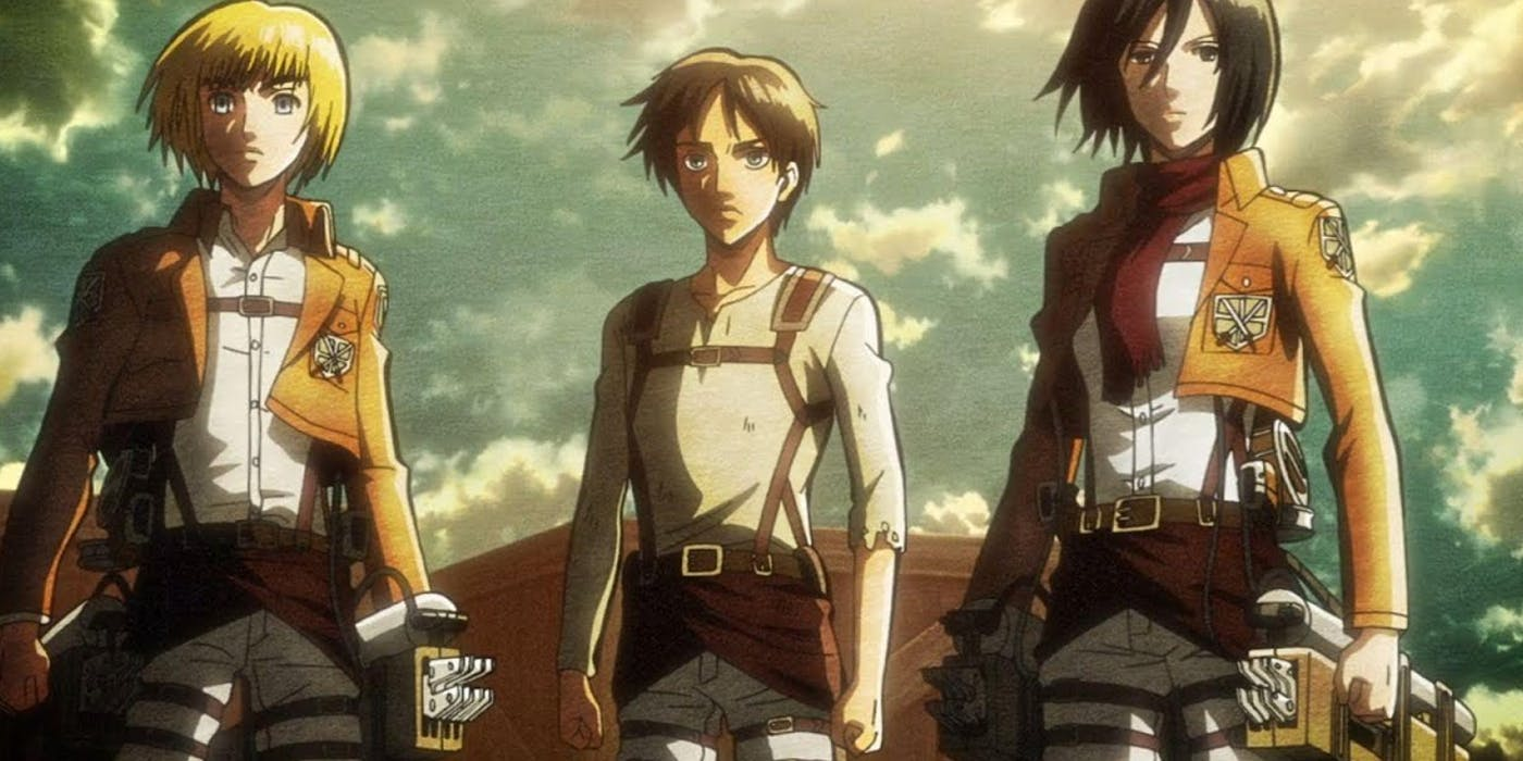 Attack on Titan: 10 diferencias entre el anime y el manga 5