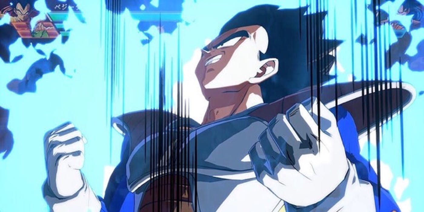 Dragon Ball: Todas las formas de Vegeta 1