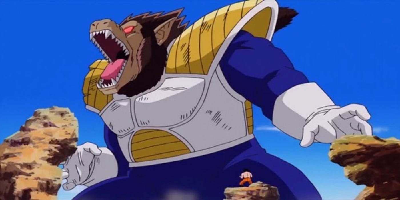 Dragon Ball: Todas las formas de Vegeta 2