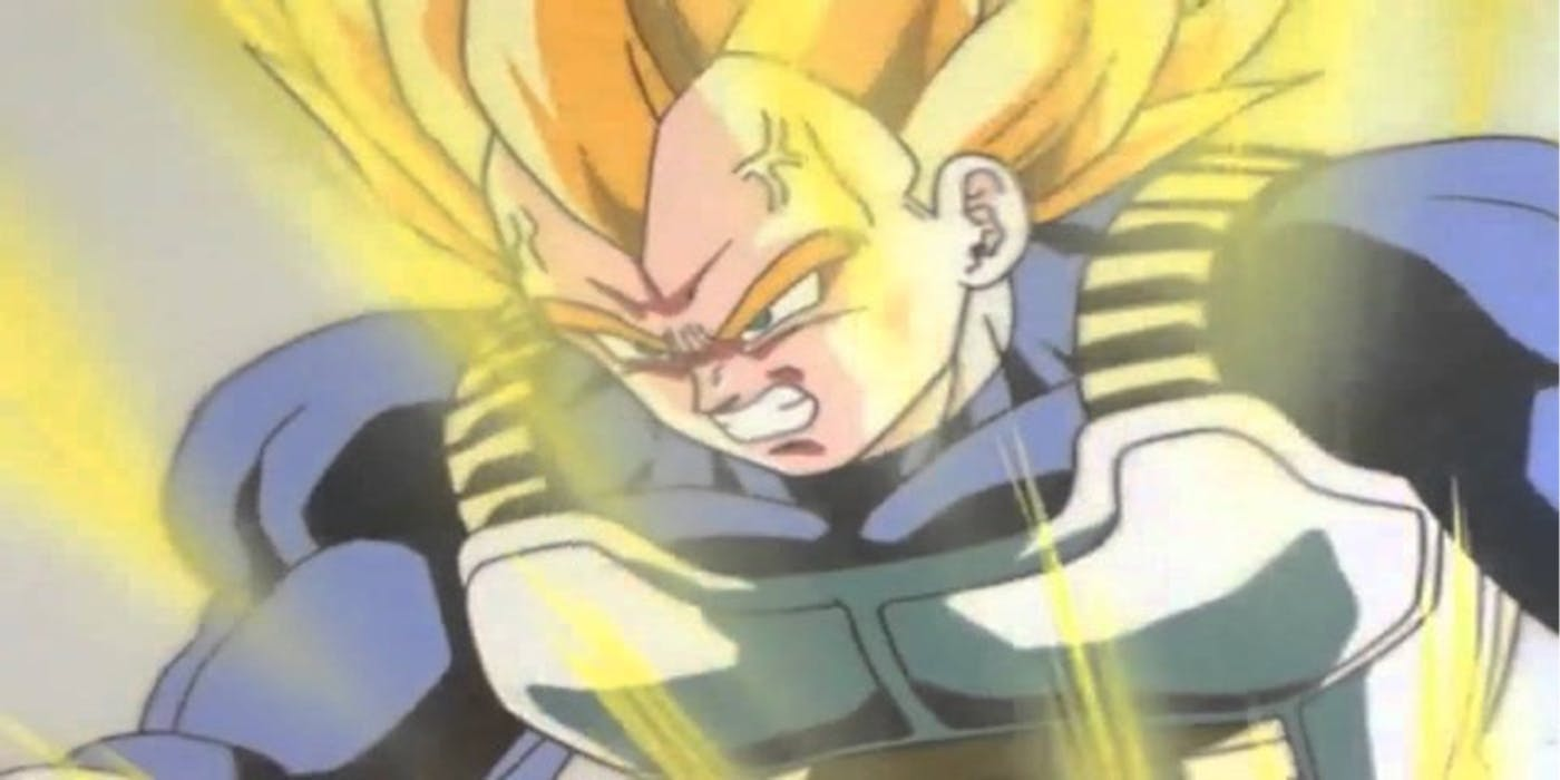 Dragon Ball: Todas las formas de Vegeta 4