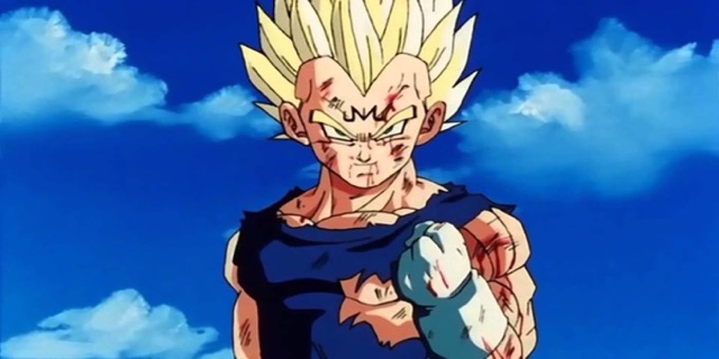 Dragon Ball: Todas las formas de Vegeta 5