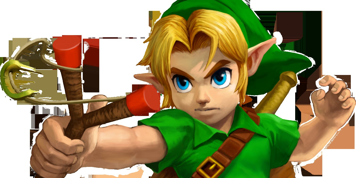 The Legend of Zelda: Ocarina of Time, 10 diferencias entre el videojuego y el manga 2