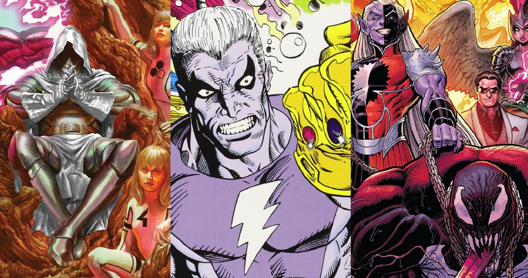 Top 10 guerras mas destructivas en Marvel Comics