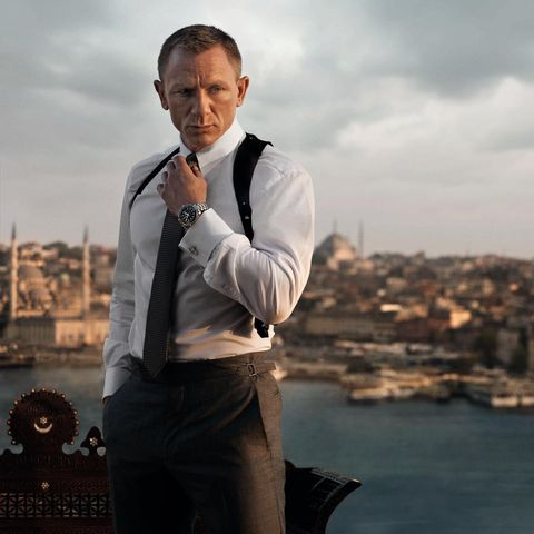 Daniel Craig se despide de James Bond