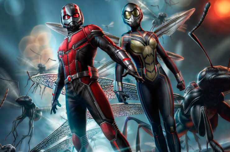 Se confirma Ant-Man 3