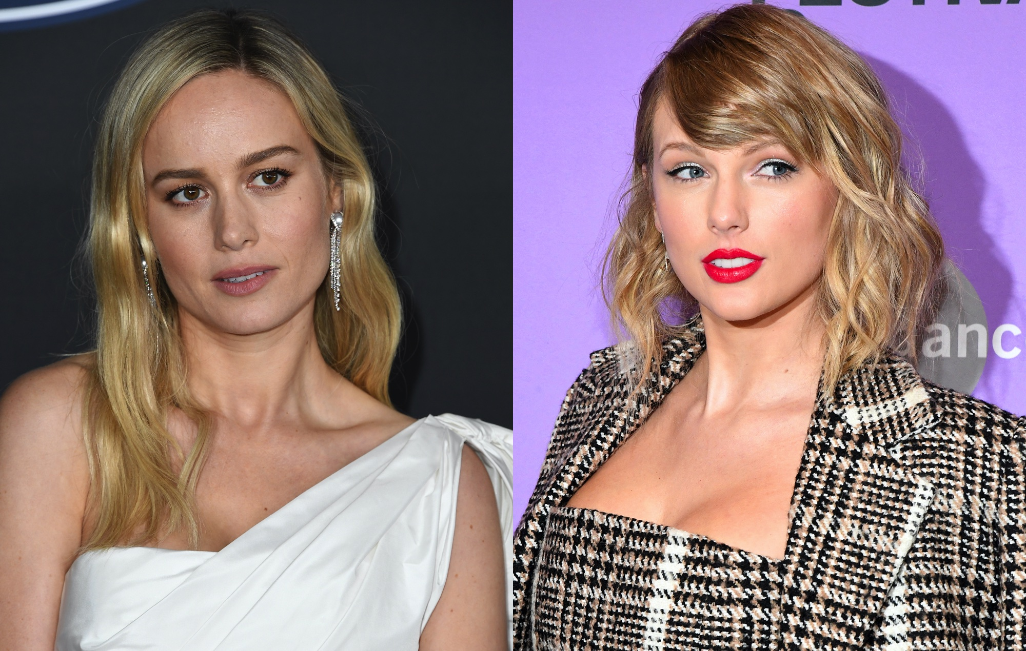 La cover de 'The 1' de Taylor Swift por Brie Larson