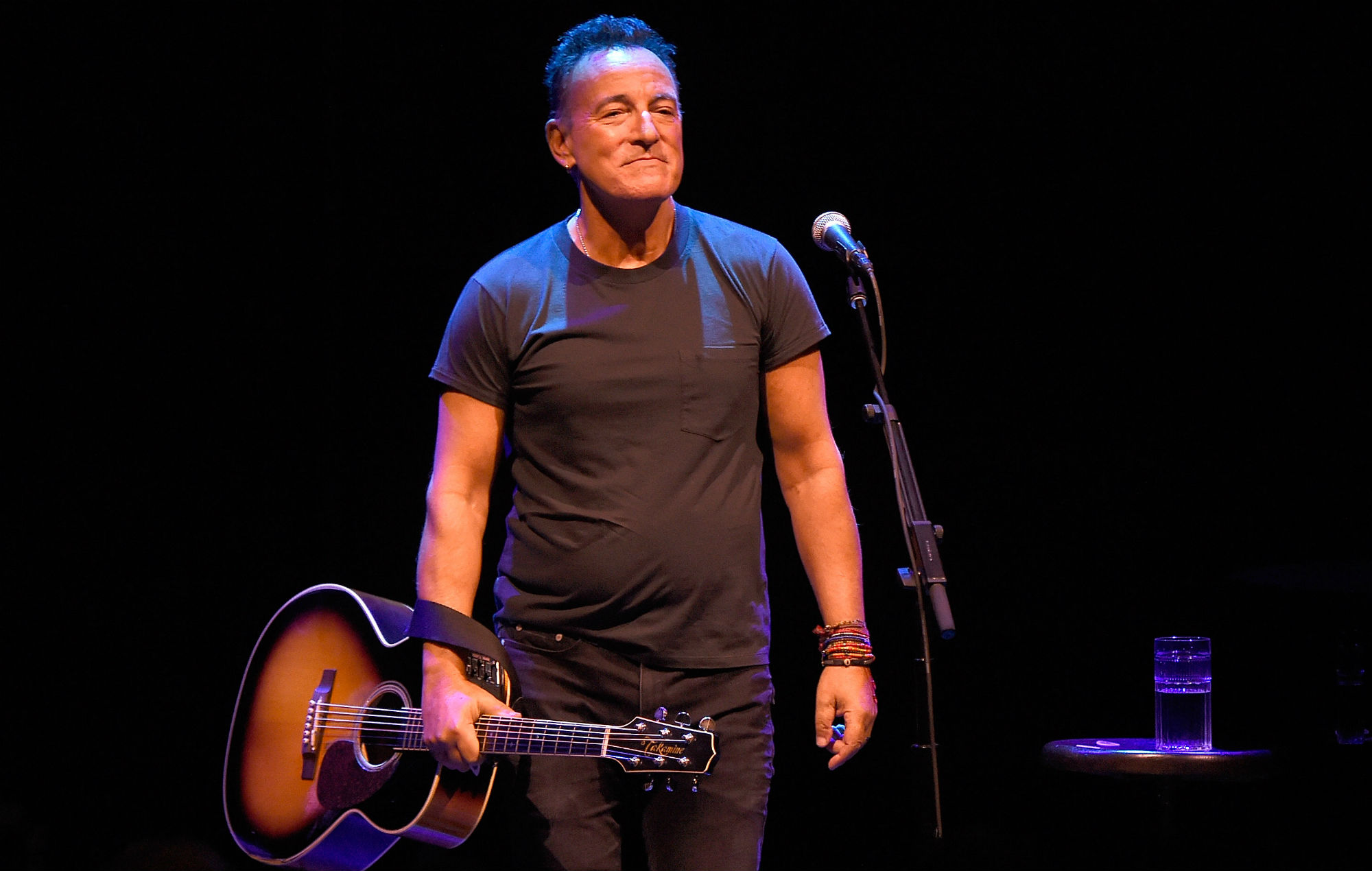 Bruce Springsteen lanza su álbum en vivo 'Streets of Philadelphia'