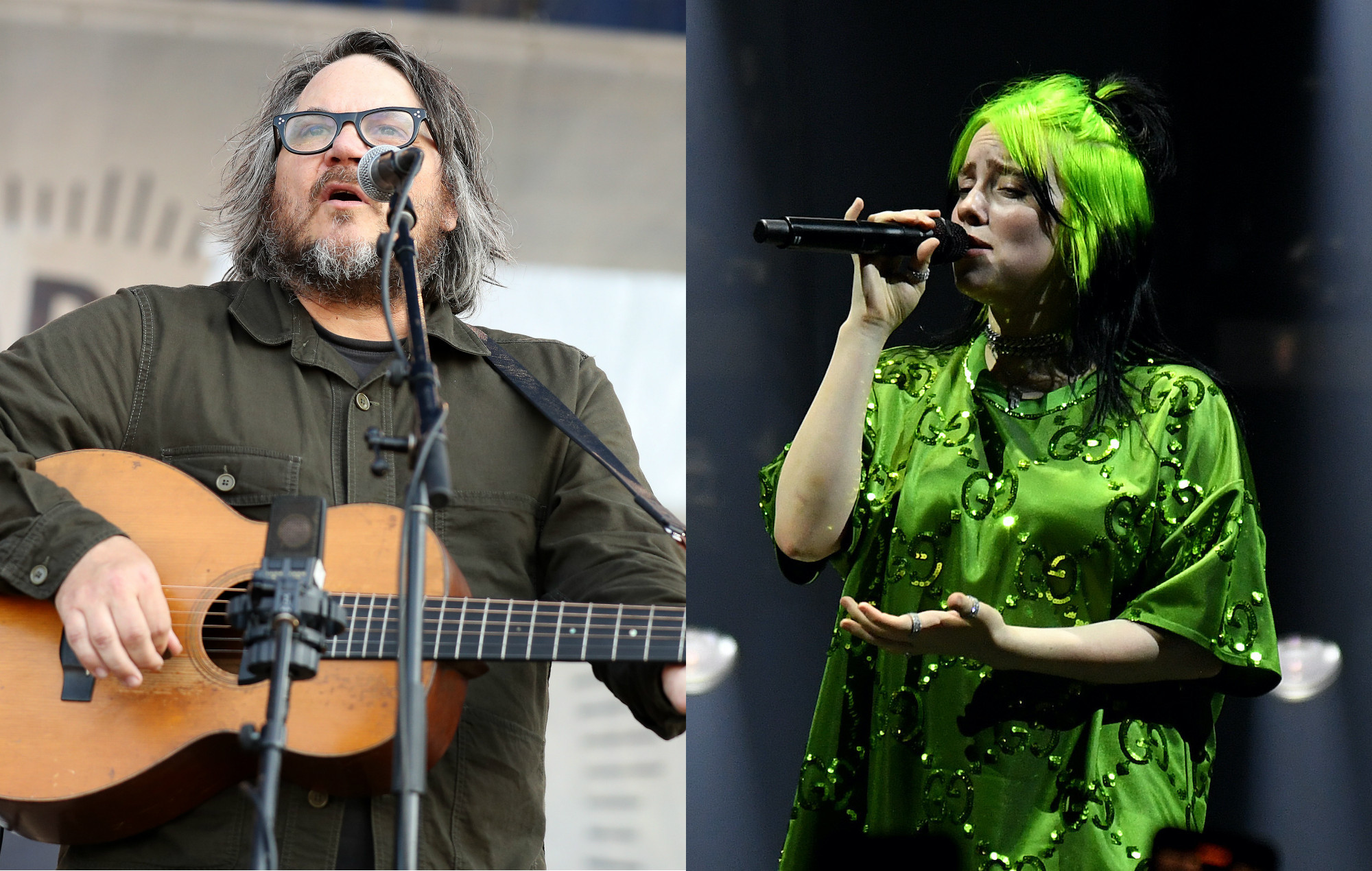 Jeff Tweedy de Wilco saca nueva cover de  'I Love You' de Billie Eilish
