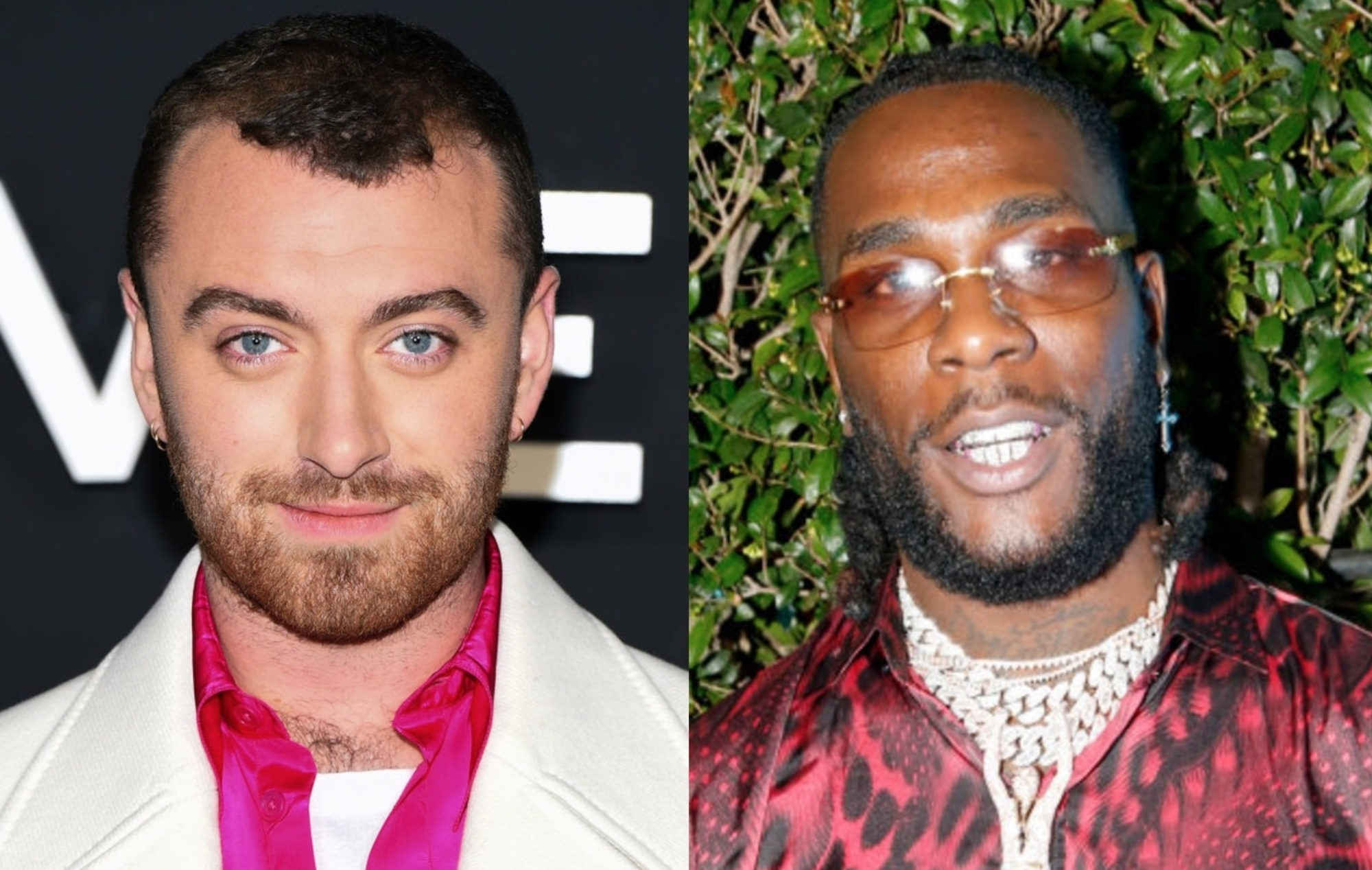 Sam Smith y Burna Boy se unen en el nuevo single 'My Oasis'.