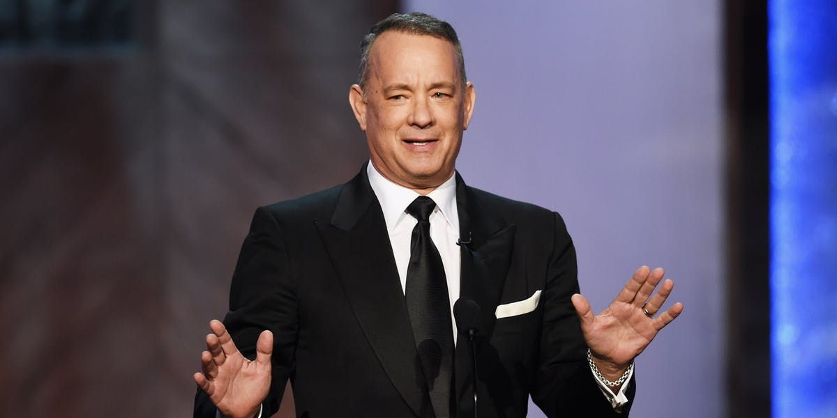 Tom Hanks no respeta a la gente que no usa mascarilla