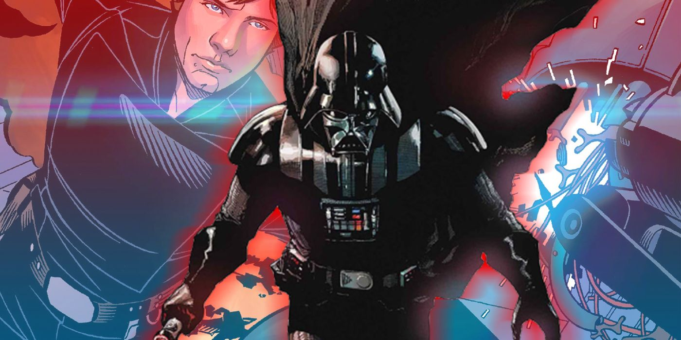 Star Wars: Marvel confirmó que le dijo a Darth Vader que Luke era su hijo
